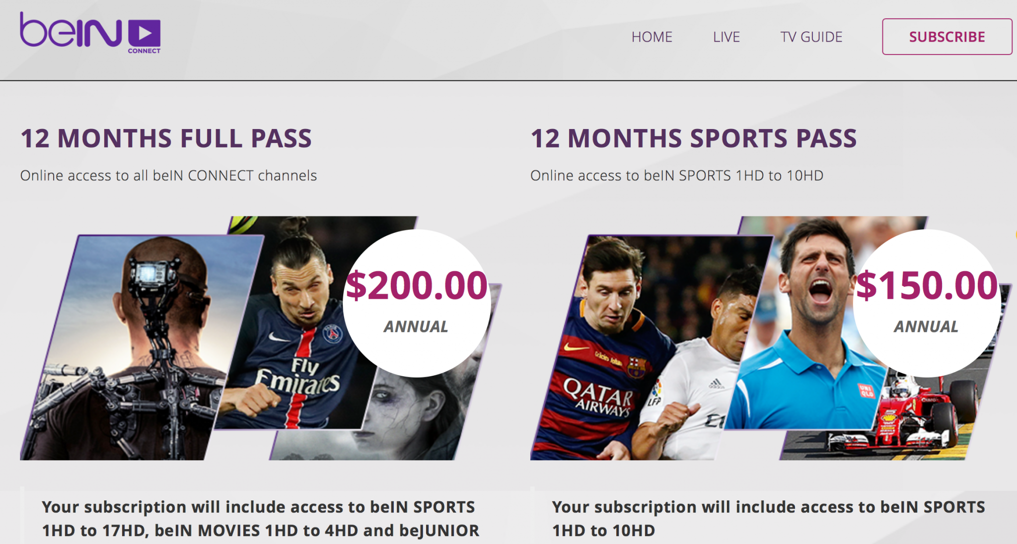 How to Watch BeIN Sports in UK or Anywhere
