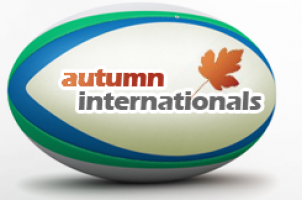 watch November International tests online