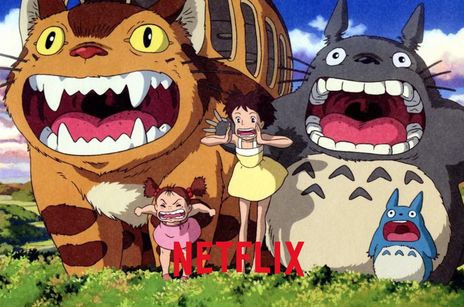How to Stream Studio Ghibli Movies online